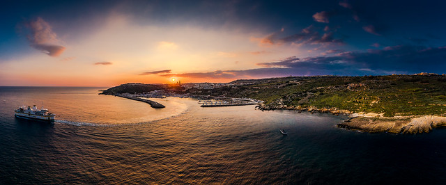 Sunset :: Mgarr Gozo