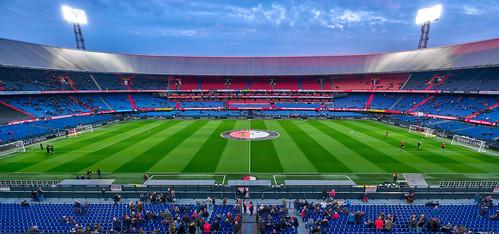Pre-game Feyenoord, De Kuip, 20190404   by G · RTM