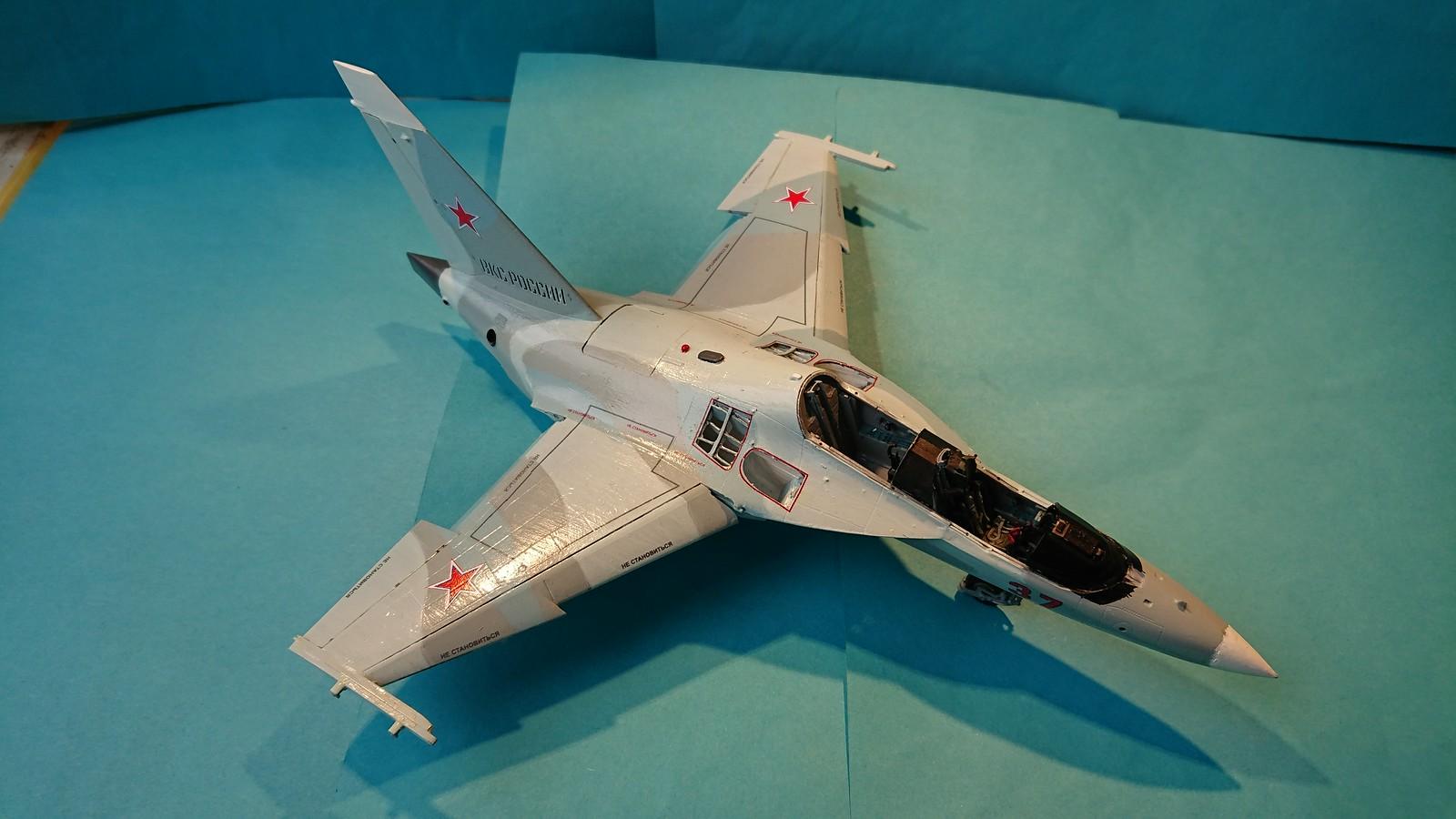 Ett par tumvantar - Yak-130 Mitten - Zvezda 1/48 - Sida 5 46831842074_a75109da11_h