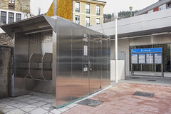 El aseo público de la estación se podrá usar en breves.