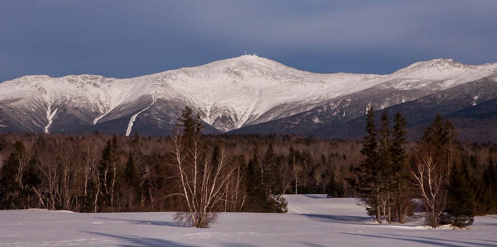 Mount Washington, from Bretton Woods, New Hampshire, 2019.