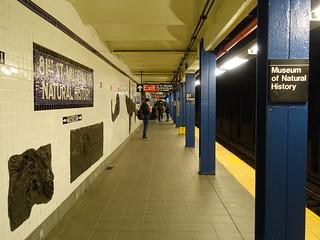 201903126 New York City subway station '72nd Street'