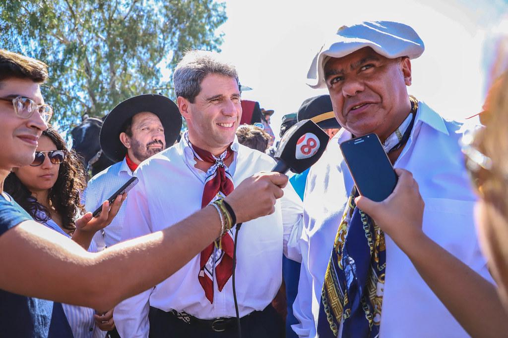 2019-04-06 PRENSA: Récord de jinetes en la 30º Cabalgata de la Fe