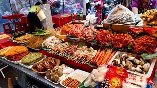 7 Street Food Yang Wajib Dicoba Saat Ke Korea