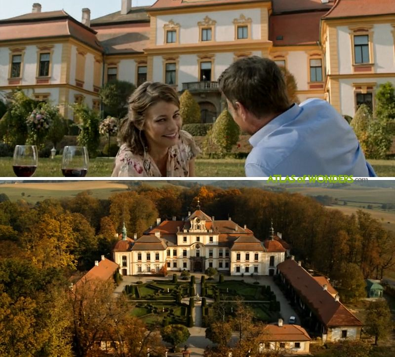 Whiskey Cavalier palace
