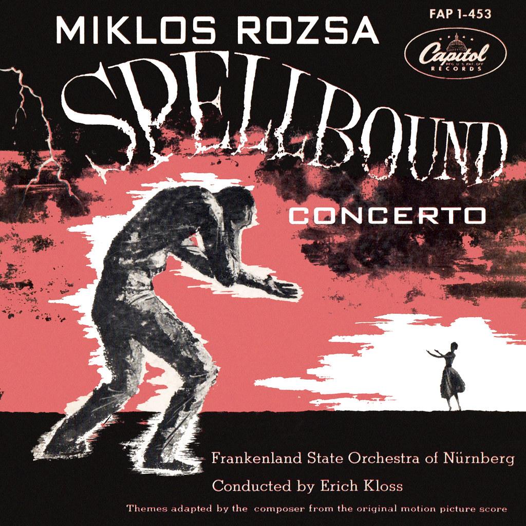 Miklos Rozsa - Spellbound