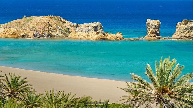 Vai Beach, Greece