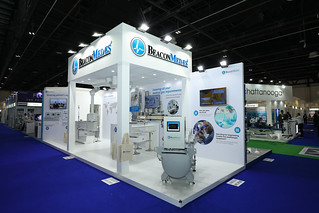 BeaconMedaes  at Arab Health 2019 | by kallmancreativeservices