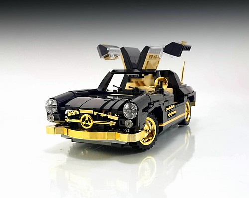 Mercedes Benz 300SL Gullwing | by Peter AJ79