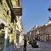 Streetview in Kaposvár