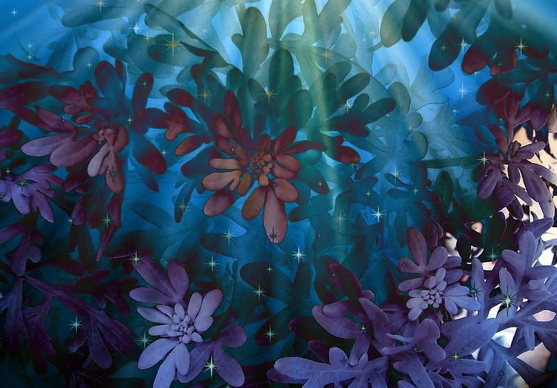 Обои цветы, узоры, сиреневый, синий картинки на рабочий стол, фото скачать бесплатно