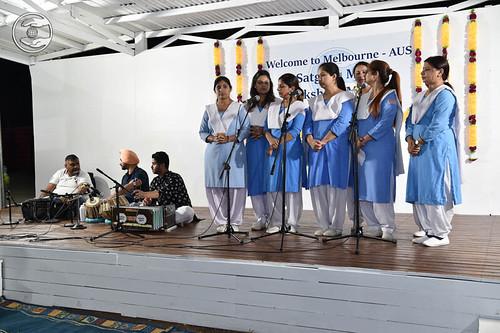 Devotional song by Mahila Sewa Dal
