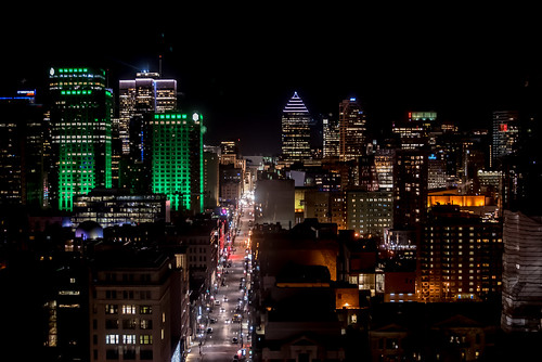 Montreal Downtown | by Stephen Downes
