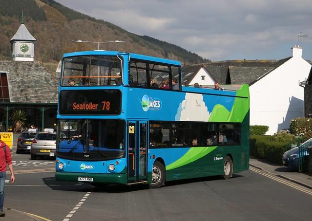 Stagecoach Cumbria 17277 (X277NNO)