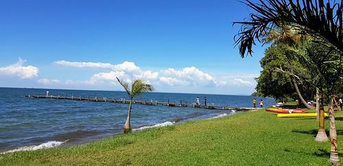 mbita rusinga island lodge resort lake victoria kenya east africa beach boat pier