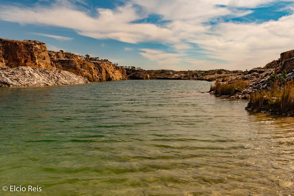 Blue Lagoon Quarry