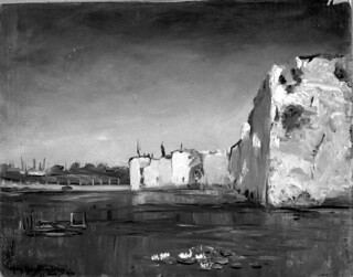 The Shattered Ramparts of Ypres / Les Remparts brisées d'Ypres