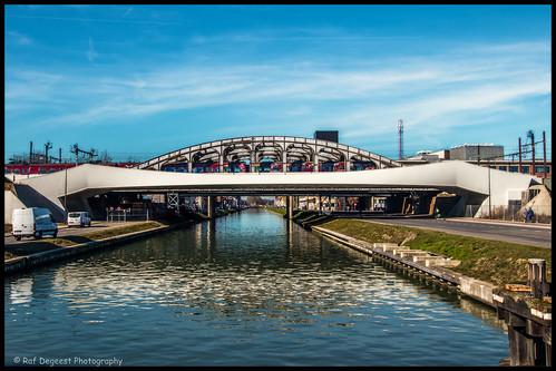 rails trains train railway station bridge mechelen brug belgium week92019 startingtuesdayfebruary262019 52weeksthe2019edition