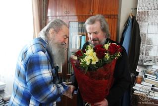 15.03.2019 | 95-летие о. Евгения Федорова