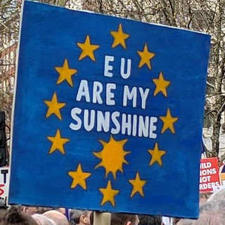 EU are my sunshine | by Dave Cross