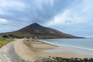 """Dugort Beach On Achill Island"""