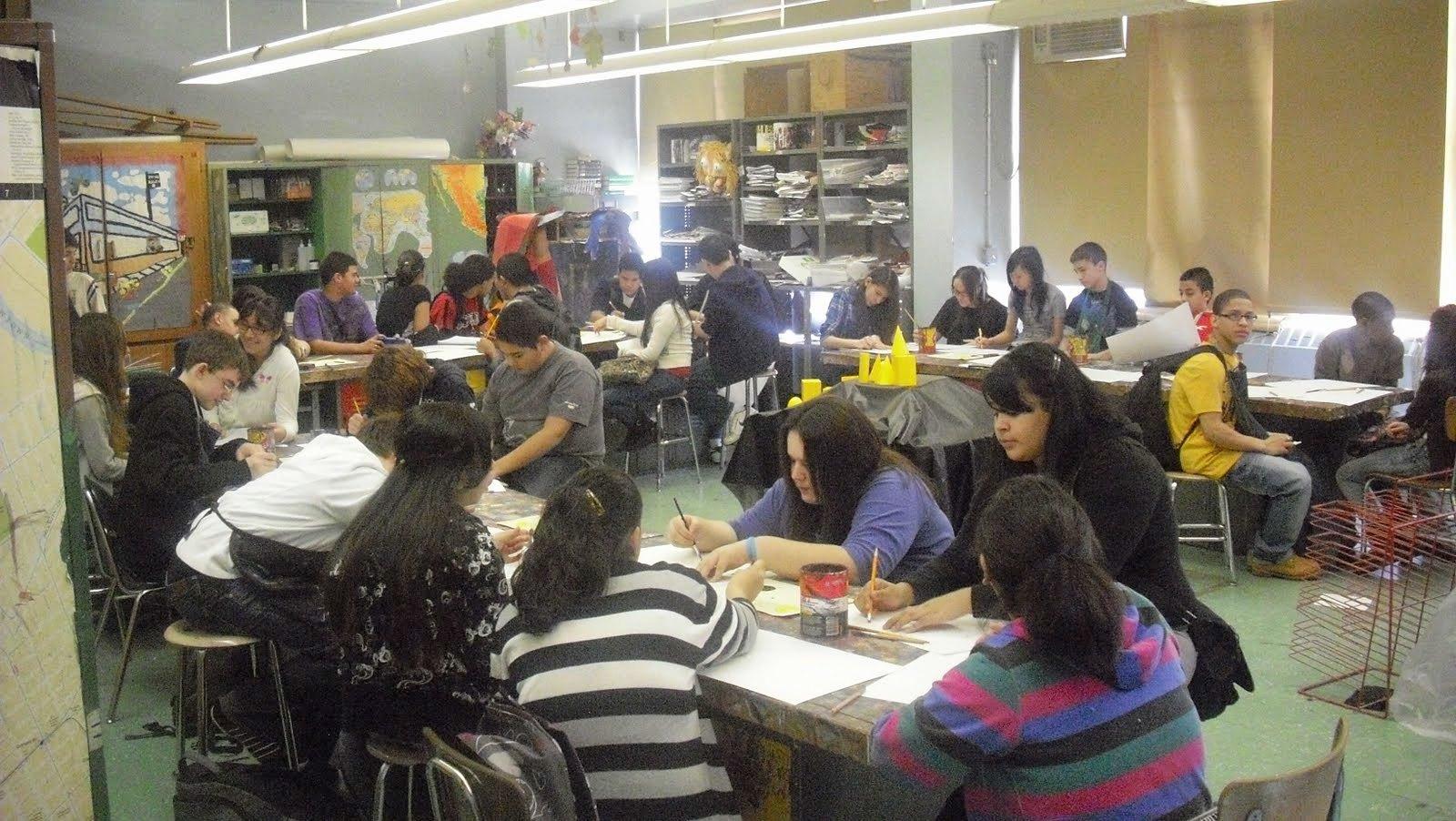 I S  318 Eugenio Maria De Hostos - District 14 - InsideSchools