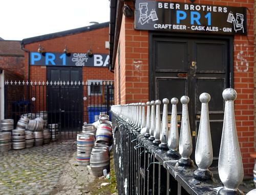 PR1 Bar in Preston | by Tony Worrall