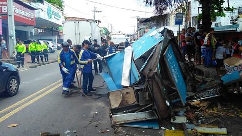 03.04.19 Manaus mais limpa- operação Oscar Borel, Compensa.