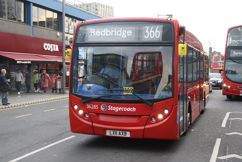 Stagecoach London 36285 LX11AXB