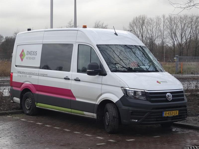 """2018 Volkswagen Crafter """"Enexis"""""""