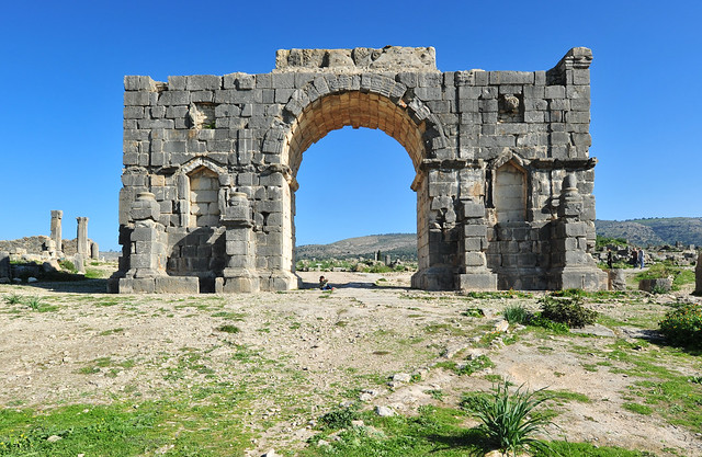 Volubilis, Morocco, January 2019 D700 128