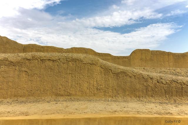 Entre la arena y el cielo