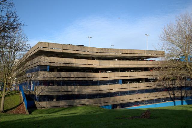 Avenham Car Park, Preston