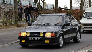 Ford Escort RS 1600i | by XBXG