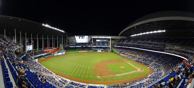 Marlins Park - Miami, FL