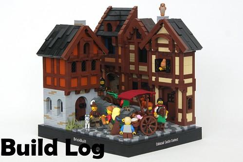 Fresh Baked Goods: Build Log