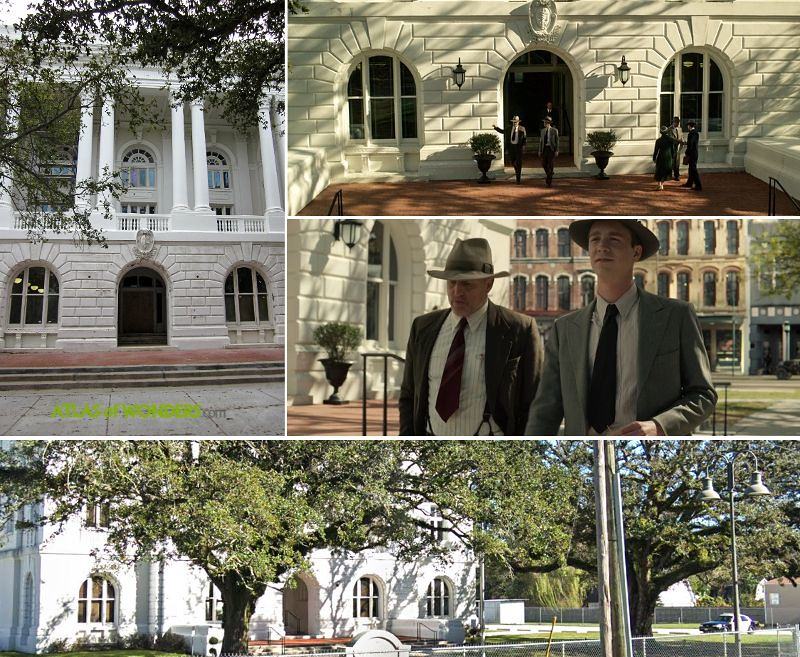 The Highwaymen Courthouse