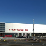 New Porsche centre in Preston almost open