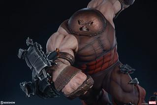 無堅不摧的狂暴巨漢!! Sideshow Collectibles Marvel Comics【紅坦克】Juggernaut 1/4 比例全身雕像作品 普通版/EX版