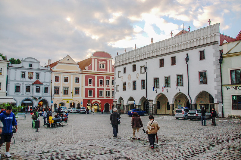 The Town Hall, Cesky Krumlov