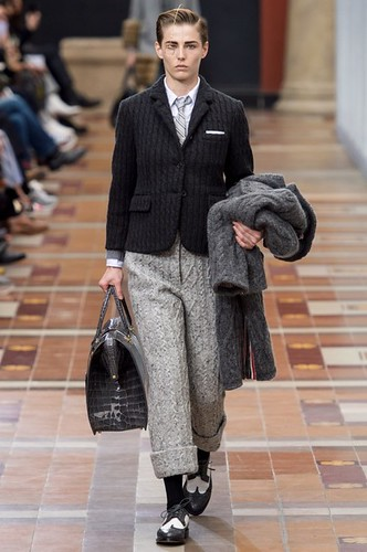Thom Browne Womenswear Fall/Winter 2019/2020 14
