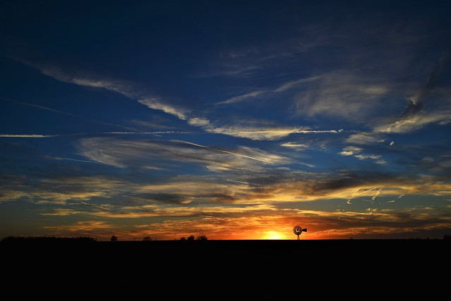 Superbowl Sunset