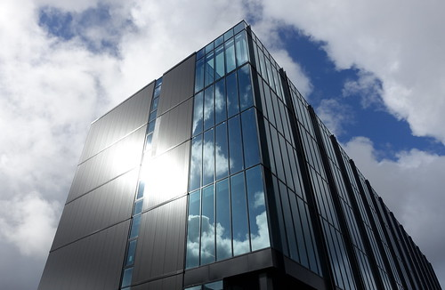 Engineering And Innovation Centre- UCLan | by Tony Worrall