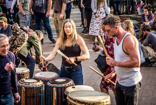 Asheville Drum Circle-32 | by RandomConnections