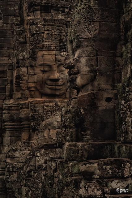 Cambogia - Sguardi dal Bayon.