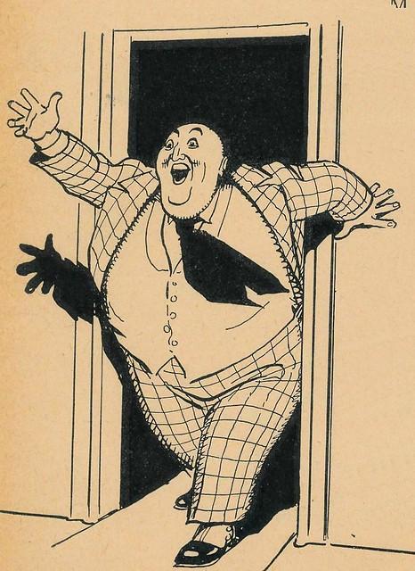 Achille Mauzan Gérard  chez les Phoques 1934, ill pg  14