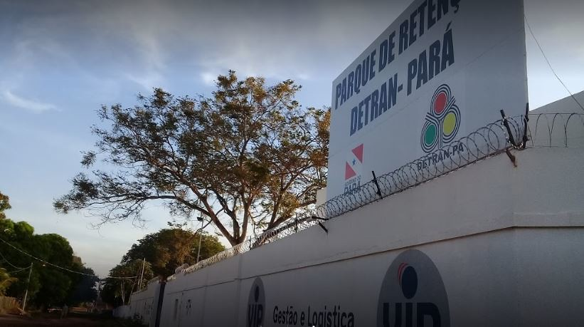 Juiz ordena busca e apreensão em pátio de veículos apreendidos pelo Detran, VIP Leilões