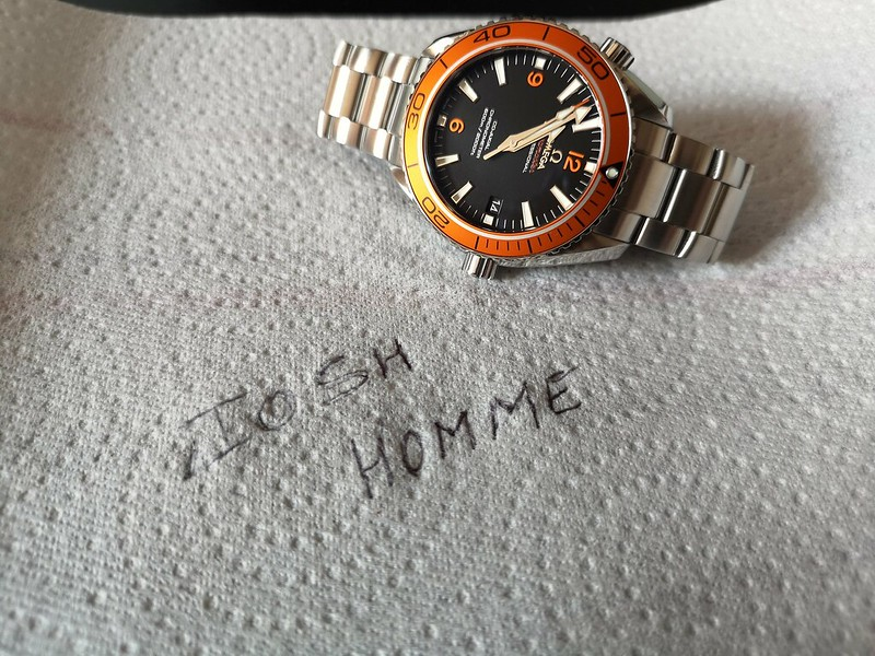 seamaster - [Vends] Omega Seamaster Planet Ocean 8500 42mm.    3200€ 47551888832_603008e558_c