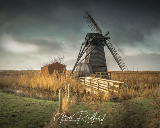 Herringfleet Windmill [Explored]