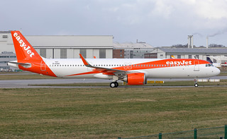A321-251NX, easyJet, D-AZAO, G-UZMD (MSN 8421) | by Mathias Düber